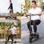 ANCHEER Folding Carbon Fiber Electric Scooter Adult/Kid e-Scooter 35Km/h Best~..