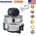 1200W 17 Quart Countertop Wave Oven Halogen Convection Cooker Air Toaster Fryer photo