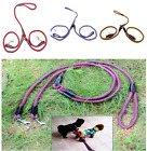 Twin Lead Duplex Double Dog Coupler 2 Way Leash For Walking Two Pet Dogs