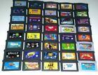 Authentic Vintage Gameboy Advance Games ~ For  GBA SP DS DSL ~ Banjo Spyro Mario
