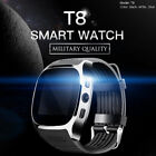 Bluetooth Smart Watch Phone with SIM Card Slot Smartwatch for Android Men Women
