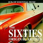 The Sixties by Various Artists CD 2 Discs 36 Songs New Factory Sealed