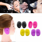 2PCS Silicone Ear Cover Hair Color Dye Shield Protect Salon Protector Tool