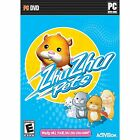 SEALED NEW Activision Zhu Zhu Pets Where Will Your Zhu Zhu-oom? PC Video Game