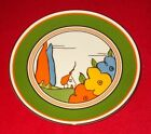 WORLD OF CLARICE CLIFF COLLECTORS PLATES WEDGWOOD BRADEX 26-W90-59 SELECT PLATE