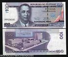 PHILIPPINES 100 PESOS NEW 2012 AMERICAN FLAG UNC ASEAN BILL ASIA BANK NOTE