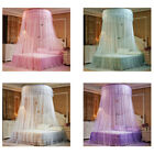 Princess Universal Round Dome Mesh Lace Mosquito Bed Canopy Bedding Netting image