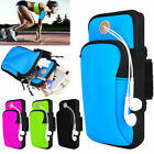 Sports Running Jogging Gym Arm Band Holder Bag Case Armband For iPhone 8 7 plus