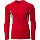 Russell Men's Long Sleeve Compression Shirt