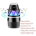 USB Electric Zapper Mosquito Killer Insect Pest Trap LED Light Indoor&Outdoor A2