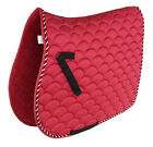 Внешний вид - Horse Quilted ENGLISH SADDLE PAD Trail Dressage 7296