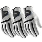 **Pack of 3** Mizuno 2018 All Weather Comp Mens Golf Gloves-Right Hand