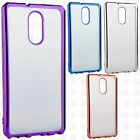 For LG Stylo 4 Chrome TPU Gel Protector Hard Skin Case Phone Cover Accessory