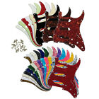 NEW One Fender Strat Style Electric Guitar Pickguard SSS 11