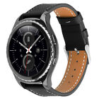 For Samsung Gear Sport / Gear S2 Classic Watch Band Leather Strap Wrist Bands image