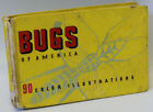 Vintage 1937 BUGS OF AMERICA #729 Illustrated Book, by Lillian Davids Fazzini