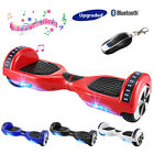 "6.5"" 8.5"" UL Self Balancing Wheel Scooter Hover bluetooth hoverboard LED Speaker"