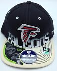 NFL Atlanta Falcons Reebok Adult Structured 2-In-1 Visor Fitted Cap Hat NEW! on eBay
