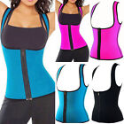 Women Neoprene Body Shaper Slimming Waist Belt Yoga Vest Shapewear Underbust 02