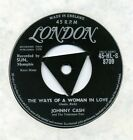"""JOHNNY CASH-The Ways Of A Woman In Love UK 7"""" EX Cond"""