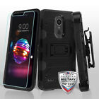 For LG Harmony 2 Rugged TOUGH FULL Armor Defender Heavy Duty Case Cover