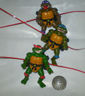 TEENAGE MUTANT NIJA TURTLES 1991 CITY SEWER SHELL LEONARDO/DONATELLO/RAPHAEL