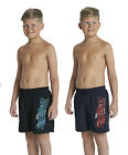 Speedo Jungen Badehose Badeshorts GRAPHIC LEISURE 15""