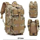 30L Neutral Military Tactical Backpack Waterproof Outdoor Hiking  Rucksack Bag