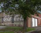 Coca-Cola sign advertisement on warehouse wall in Demopolis Alabama Photo Print $8.99  on eBay