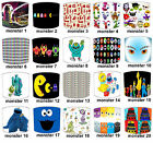 Children`s Lampshades Ideal To Match Monsters Duvets Covers & Daleks Wall Decals