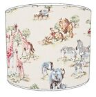 Lampshades Ideal To Match Jungle Wallpaper Jungle Animals Wall Decals & Stickers