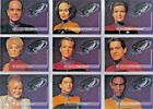 STAR TREK VOYAGER SEASON 1 SERIES 2 EMBOSSED CREW CARD E1 TO E9 CHOOSE on eBay