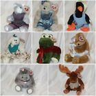 """Ty Attic Treasures 7 to 13"""" Plush Dog Bear Cat Frog All Different--U Choose!"""