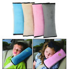 Kids Car Safety Seat Belt Cover Pillow Headrest Pillow for Car Seat Booster Seat