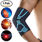 Elbow Sleeve Forearm Compression Support Brace Elastic Pain Relief All sizes New
