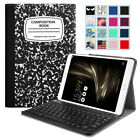 "For ASUS ZenPad 3S 10 Z500M 9.7"" 2016 Bluetooth Keyboard Folio Case Cover Stand"