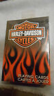Harley Davidson Playying Cards Bicycle Brand Unopened