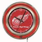 Holland US NHL Neon Logo Clocks on eBay