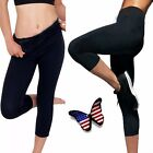 New Shapers Slimming Sports Pants for weight loss Vest Sauna Sweat Suit SFC