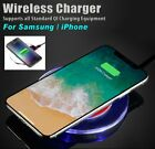 Qi Wireless Charger for Samsung Galaxy S8 S9 S10 Return Note 9 iPhone X XS Max 8+