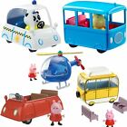 Peppa Pig Vehicles & Figures