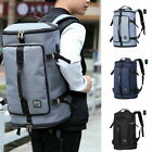 Large Mens Anti-theft High Capacity School Bag &USB Charging Port Backpak