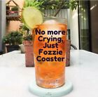 Fozzie Coaster Watar Bottle instancy dry and anti water overflow natural made