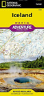 National Geographic Maps (Cor)-National Geographic Adventure Map Icelan BOOK NEW