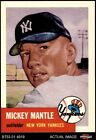 1953 Topps Archives / Reprint #82 Mickey Mantle Yankees NM/MT