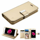 For Apple iPhone 7 Plus Gold/Gold MyJacket Wallet Case