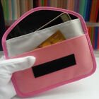 RFID Signal Blocking Bag Anti-Radiation Shielding Case For Mobile Phone 6 Inch