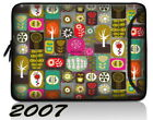 """Shockproof Pocket Sleeve Case Bag Cover Pouch for 7"""" 8"""" Noble Nook Tablet PC"""