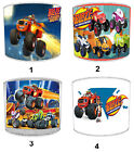 Blaze Designs Lampshades Ideal To Match Blaze & The Monster Machines Wall Decals
