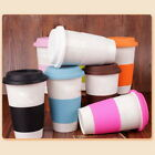 9cm Round Silicone Insulation Anti-Dust Cup Cover Tea Coffee Sealing Lid Cap HX